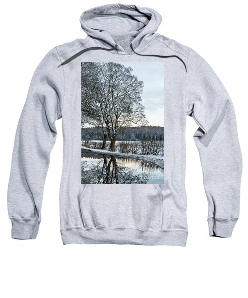 Winter In England, Uk Sweatshirt