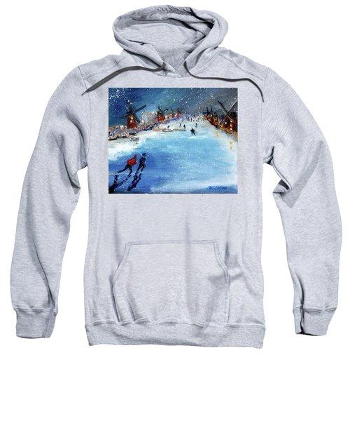 Winter In The Netherlands Sweatshirt