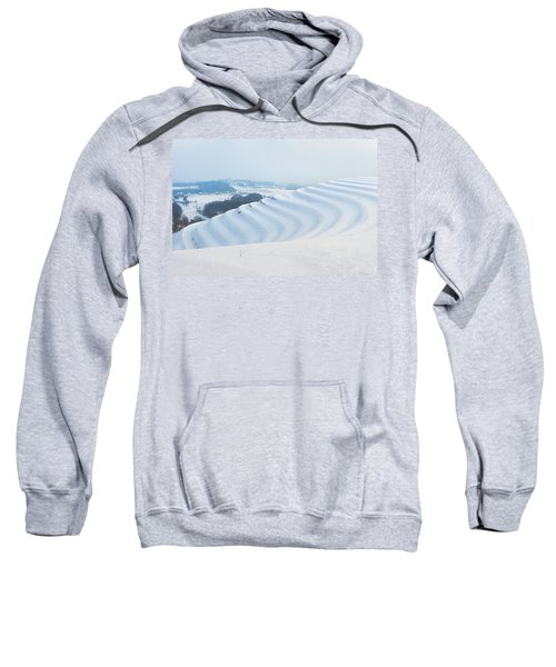 Winter Lines Sweatshirt