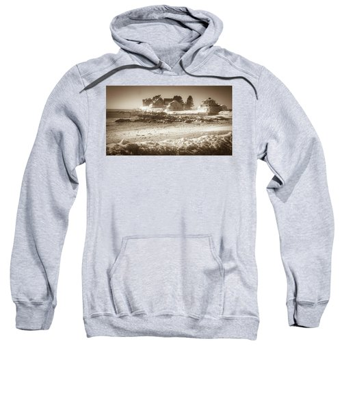 Winter - Lord's Point - Kennebunk Sweatshirt