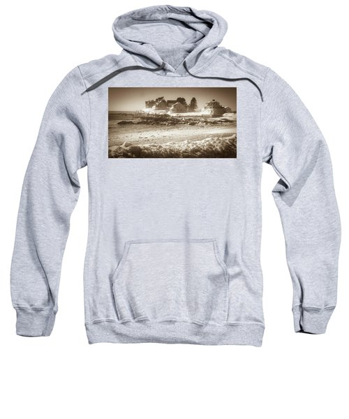 Winter - Lord's Point - Kennebunk Sweatshirt