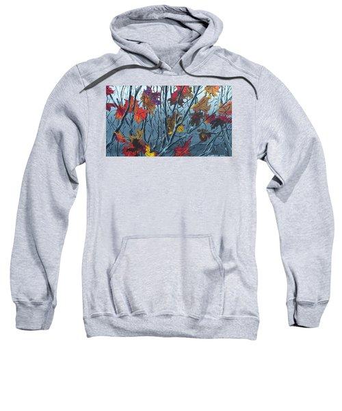Winter Maple Sweatshirt