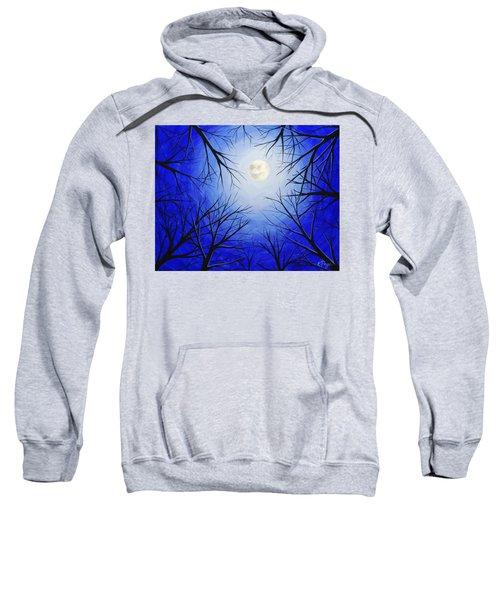 Winter Moon Sweatshirt
