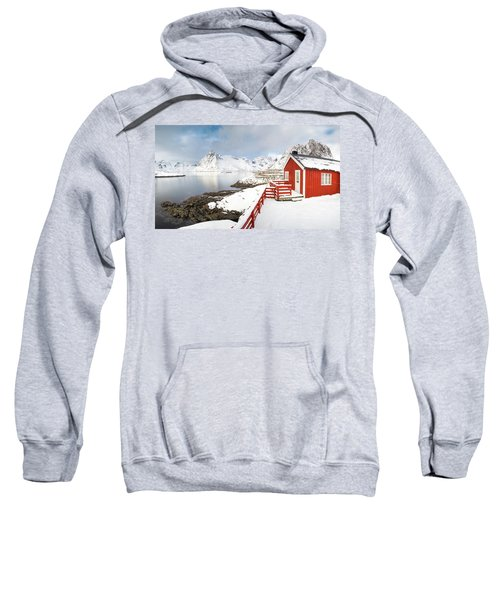 Winter Morning Sweatshirt