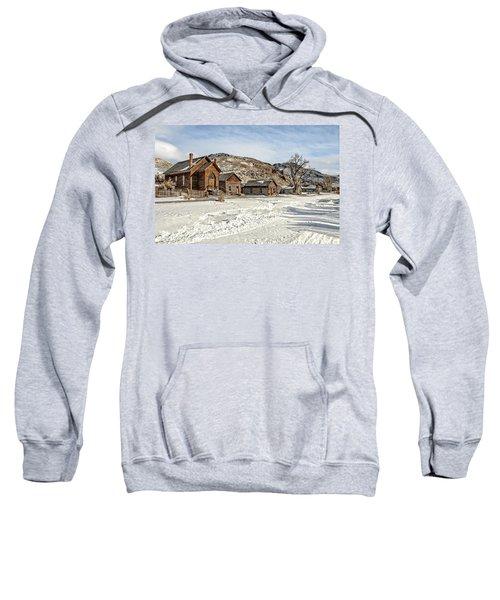 Winter On Main Street Sweatshirt