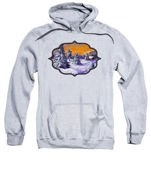 Winter Outlook Sweatshirt
