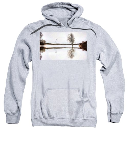Winter Reflection Sweatshirt