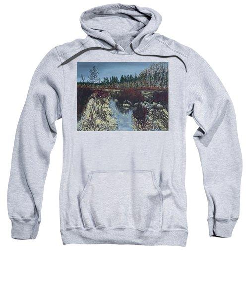 Winter River Sweatshirt