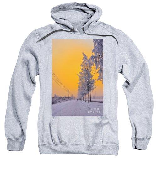 Winter Road 2 Sweatshirt