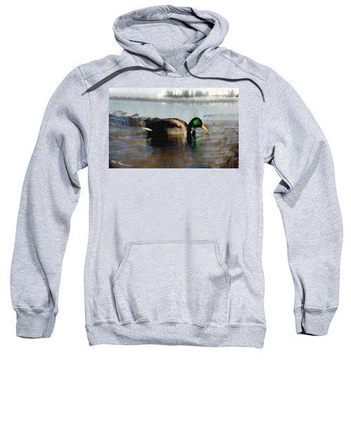 Winter Snacking Sweatshirt