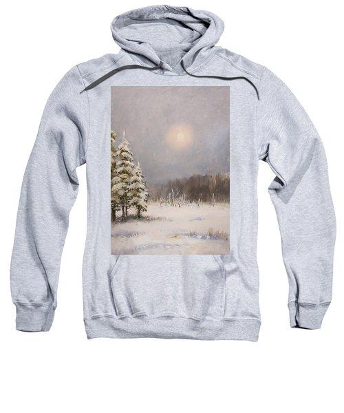 Winter Stillness Sweatshirt