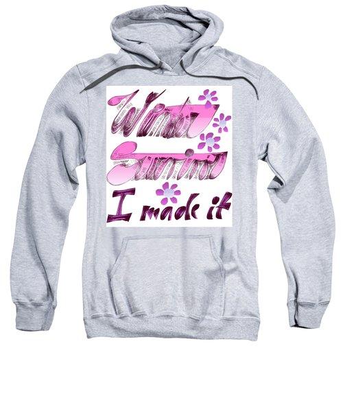 Winter Survivor Sweatshirt