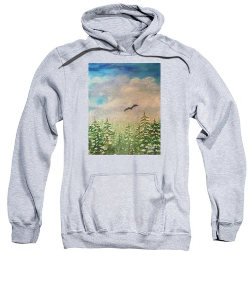 Winter To Spring Sweatshirt