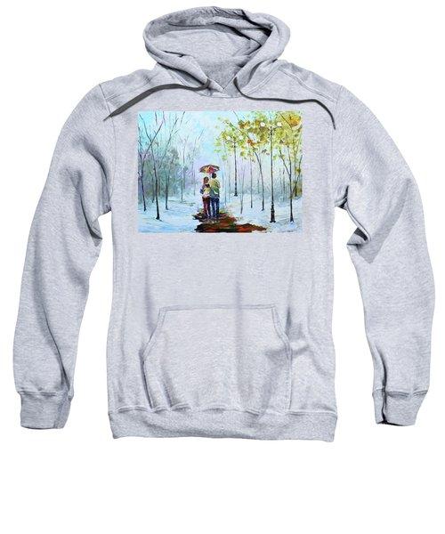 Winter Walk Sweatshirt