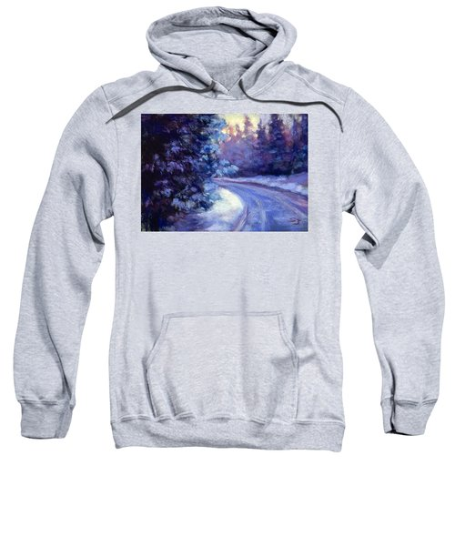 Winter's Exodus Sweatshirt