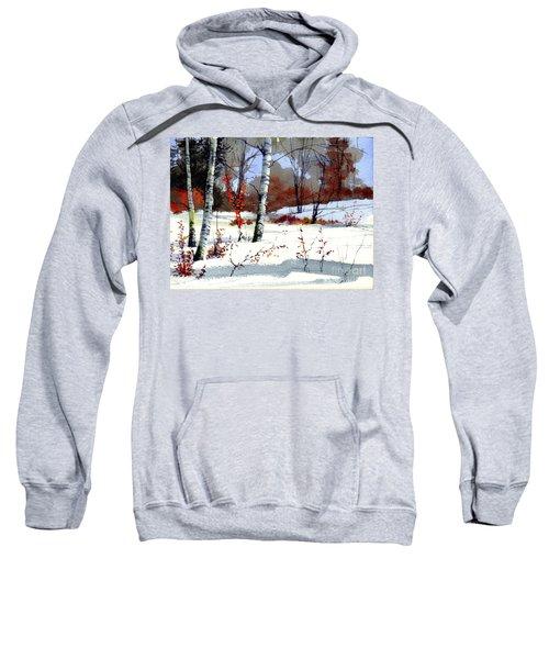 Wintertime Painting Sweatshirt