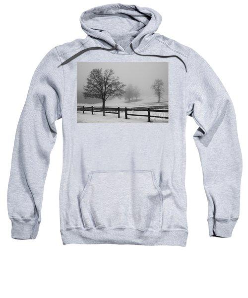Wintry Morning Sweatshirt