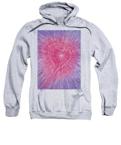 Wisdom Of The Heart Sweatshirt