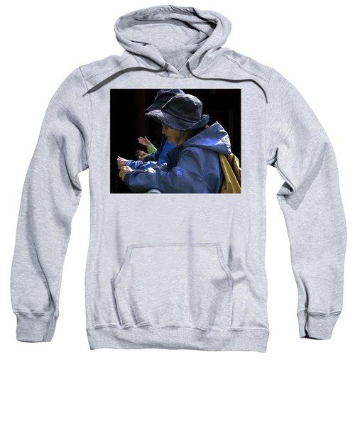 Wise Women 3 Sweatshirt