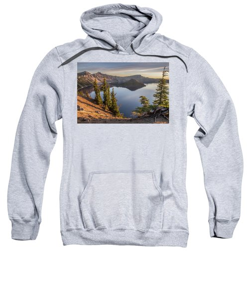 Wizard Island Beauty Sweatshirt