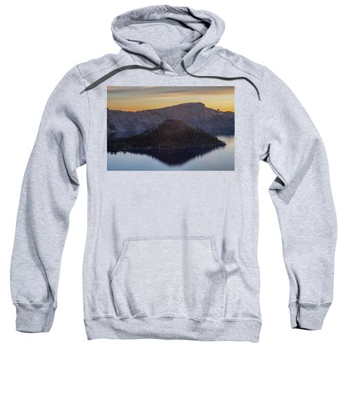 Wizard Island Morning Sweatshirt