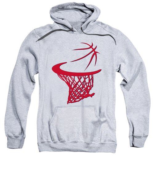 Wizards Basketball Hoop Sweatshirt
