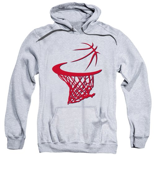 Wizards Basketball Hoop Sweatshirt