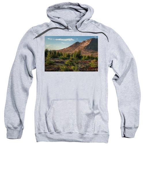 Wolverine Mt Near Sunset Sweatshirt