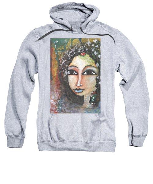Woman - Indian Sweatshirt