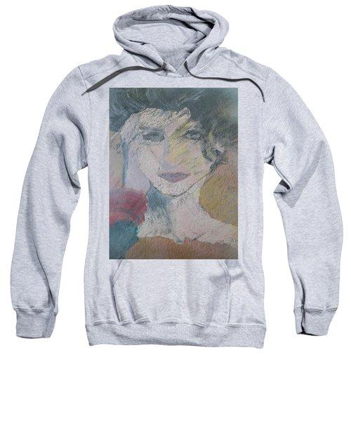Woman's Portrait - Untitled Sweatshirt