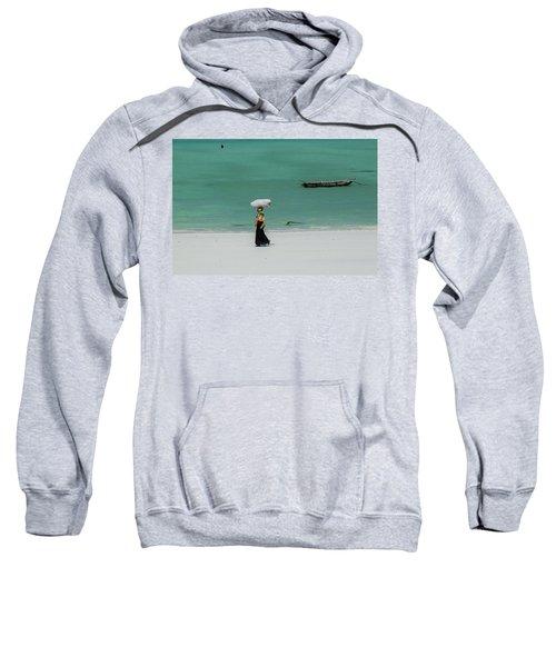 Women Worker Sweatshirt