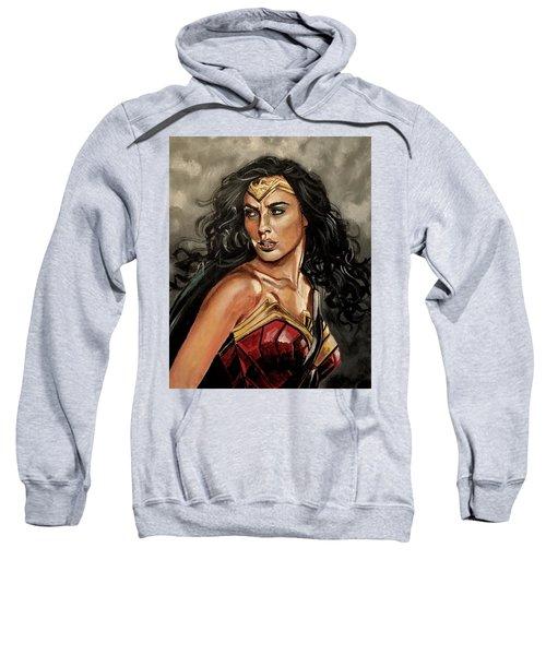 Wonder Woman Sweatshirt