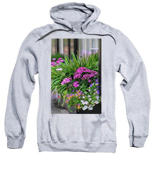 Wonderful Window Boxes Of Charleston Sweatshirt