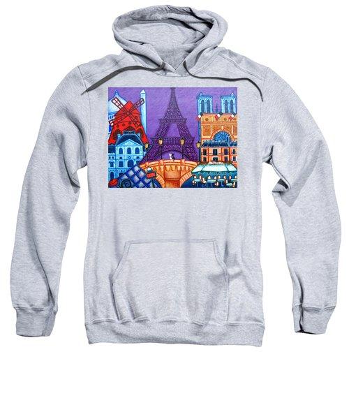 Wonders Of Paris Sweatshirt