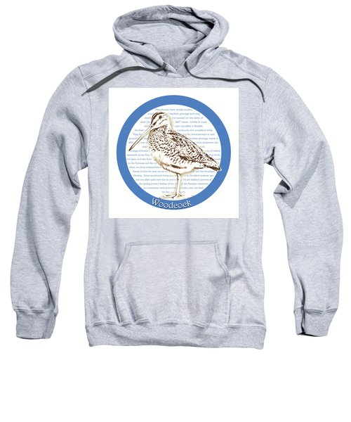 Woodcock Sweatshirt by Greg Joens