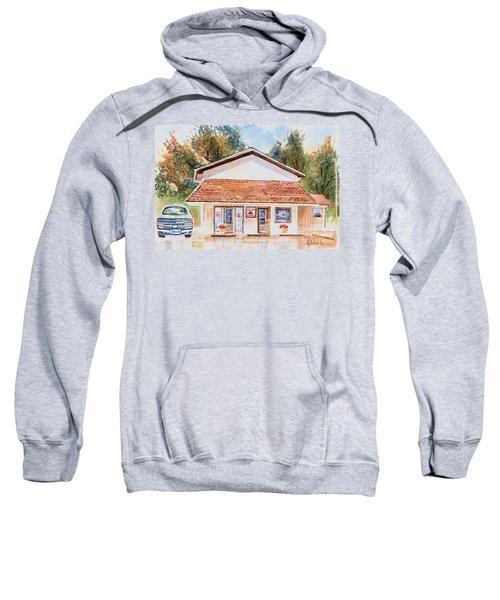 Woodcock Insurance In Watercolor  W406 Sweatshirt