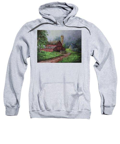 Wooden Cart Sweatshirt
