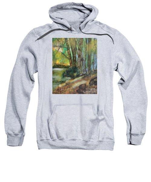 Woods In The Afternoon Sweatshirt