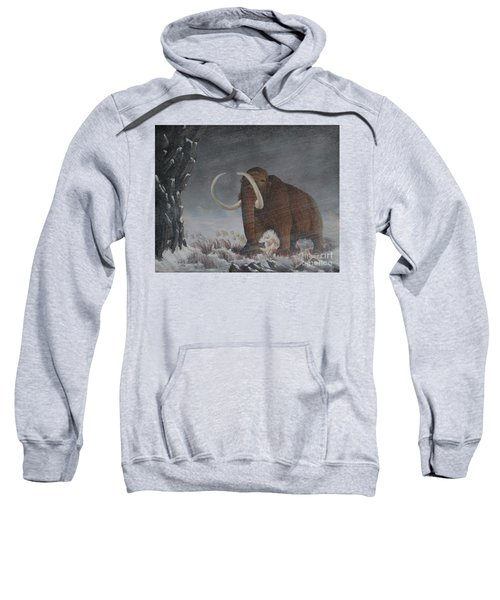 Wooly Mammoth......10,000 Years Ago Sweatshirt