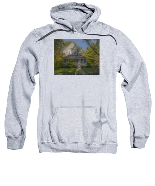 Wooster Family Home Sweatshirt