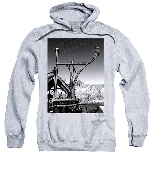 Worked To Death Sweatshirt