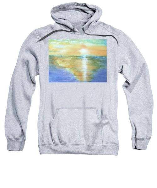 Wow Sunset Sweatshirt