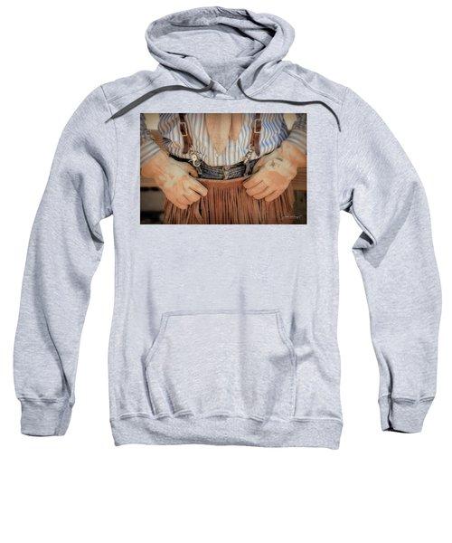Wrangler Gloves Sweatshirt