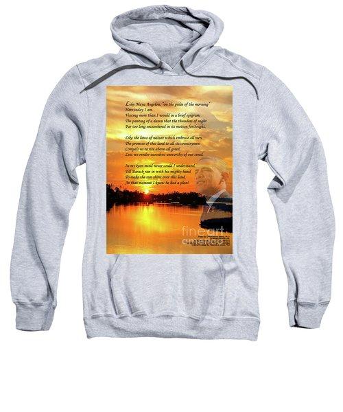 Writer, Artist, Phd. Sweatshirt