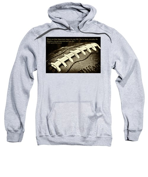 Wsu Cougar Dan Lynch Quote Sweatshirt