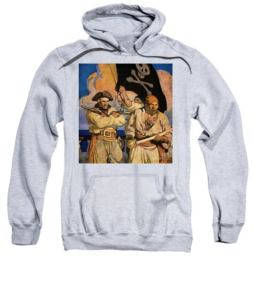 Wyeth: Treasure Island Sweatshirt