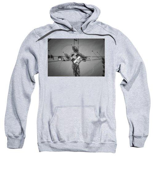 X Marks The Spot Sweatshirt