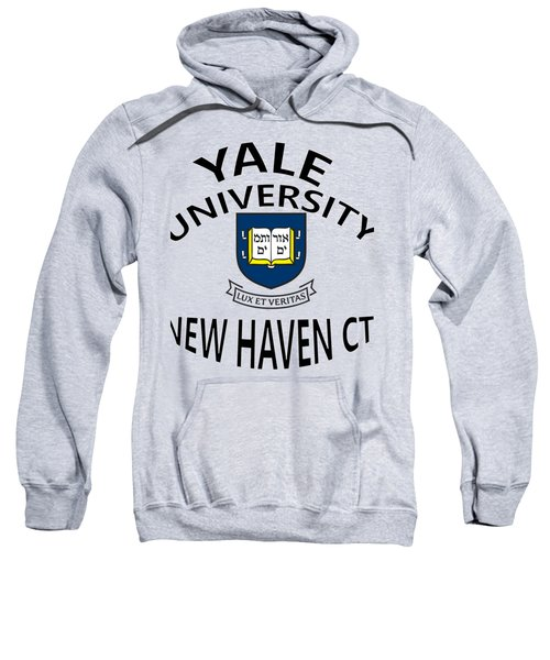 Yale University New Haven Connecticut  Sweatshirt by Movie Poster Prints