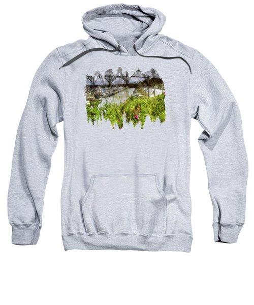 Yaquina Bay Roses Sweatshirt