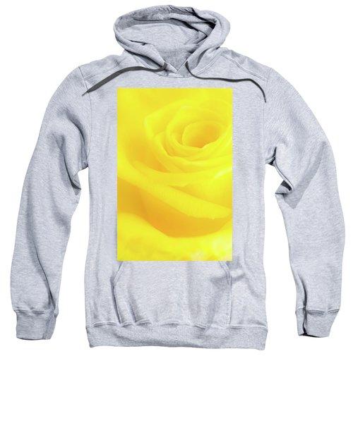 Yello Rose Sweatshirt